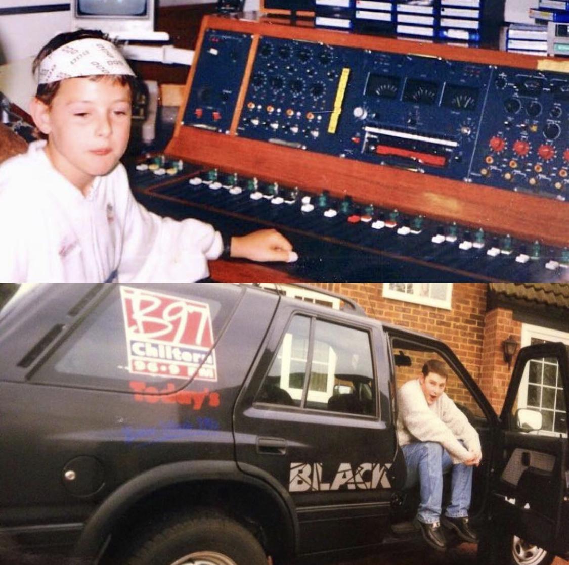 BBC Radio Sheffield open day / Black Thunder